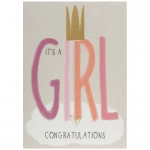 It's A Girl Crown, New Baby