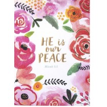 He is our Peace, Religious Comfort
