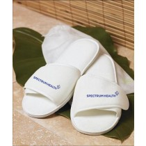Terry Velour Adjustable Slippers***Discontinued***